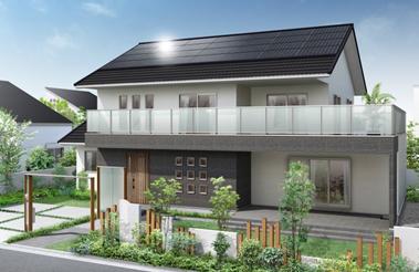 ☆太陽光発電システム「ソーラールーフ」