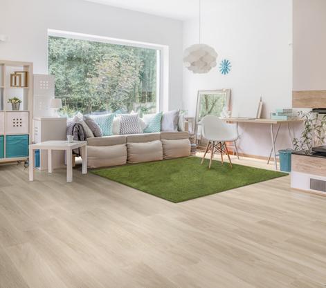 ☆住宅向け床材の新シリーズ「おきらくゆか」